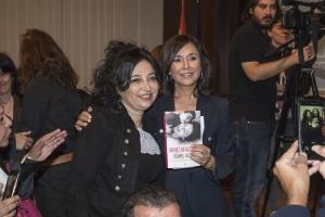 Presentación libro Mi hijo mi maestro Isabel Gemio