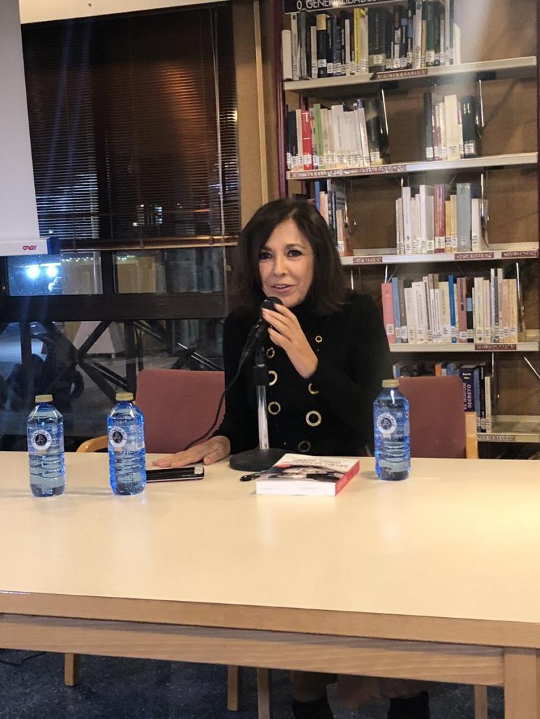 Presentación libro Mi hijo mi maestro Isabel Gemio Alcorcón
