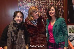 Isabel Gemio Presentación libro Mi hijo mi maestro Teatro Zorrilla