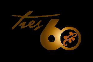 Logotipo del Restaurante Tres60