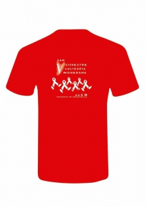 Camiseta San Silvestre Mohedana 2018 Janet Romero Martin